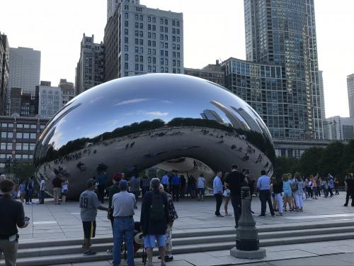 Chicago for ISTE conference