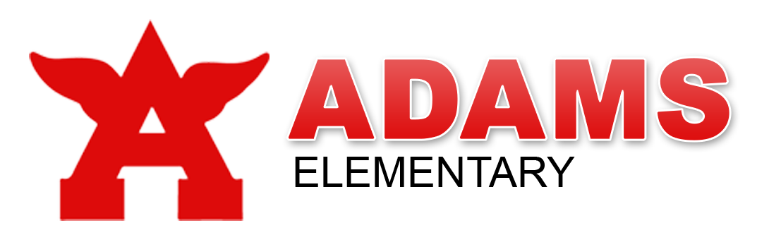 Adams Elementary School Logo