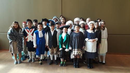 Colonial Day 2020