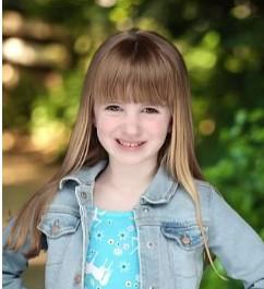 Emma McCarter - 1st Grade