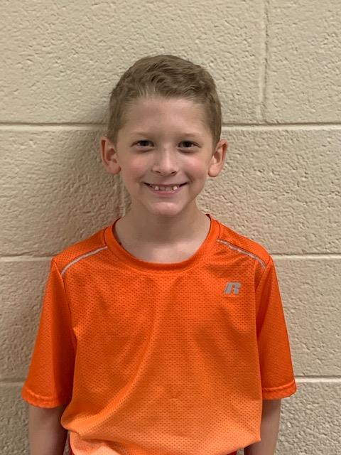 Michael Southwell - Third Grade