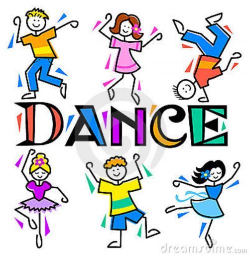 the word dance kids dancing