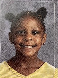 Amaris Redman - 2nd Grade