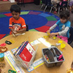 The class had more points than me so they got to play in special centers.
