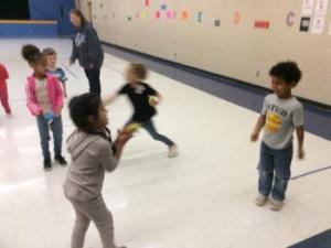 MORE CATCH BY KINDERS!