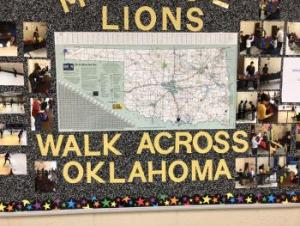 SKAGGS 5TH GRADE MAKING THEIR WAY ACROSS TEXAS!