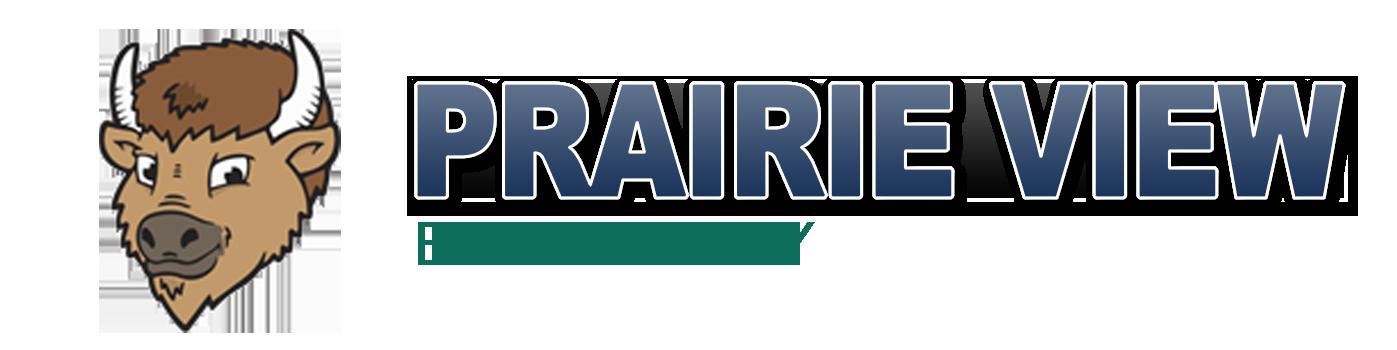 Prairie View Elementary School Logo