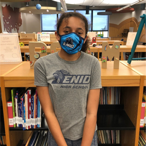 Library ROAM Student of the Month