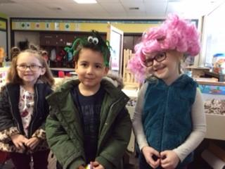 Crazy Hair Day 2019
