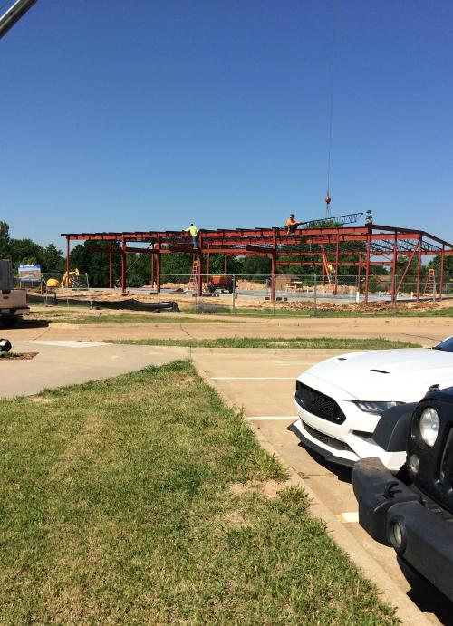 NWOSU Construction 2019