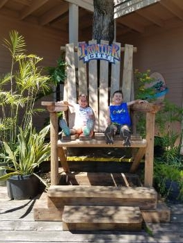 Alex and Juniper summer 2017