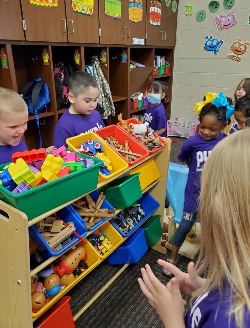 Kindergarten Visit