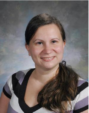 Arin Parks - High School Parent Facilitator
