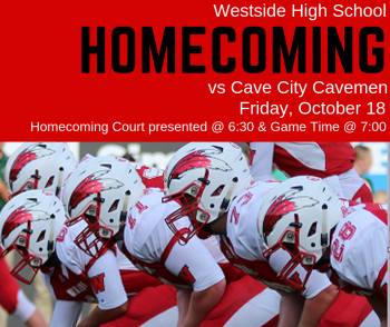 2019 Football Homecoming