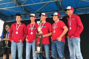 Sr High East Regional Champions