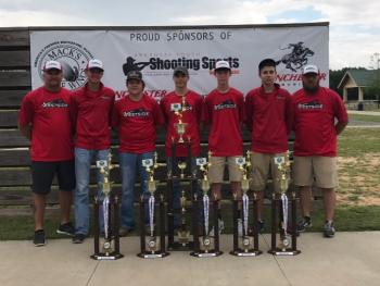 Sr High - 3rd Place in State