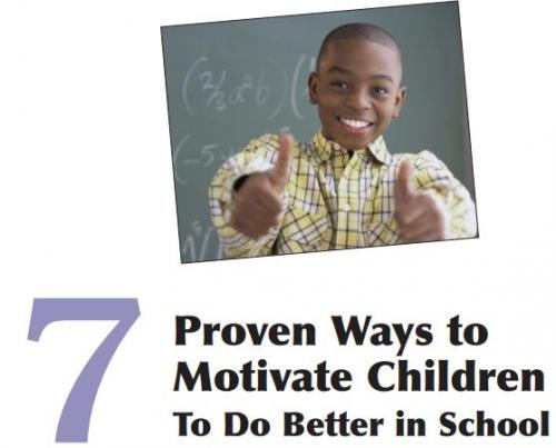 7 Ways to Motivate Students-Parent Guide
