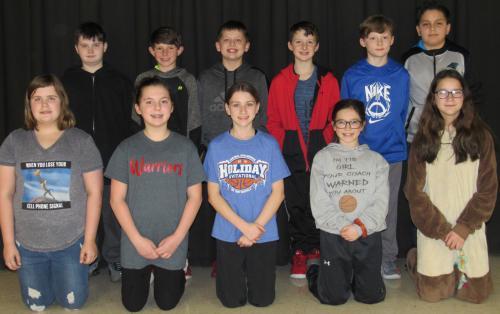 5th Grade Spring Ambassadors