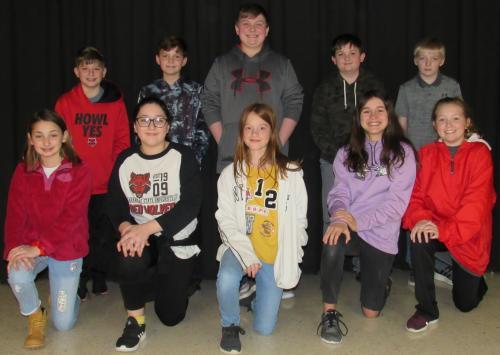 6th Grade Spring Ambassadors
