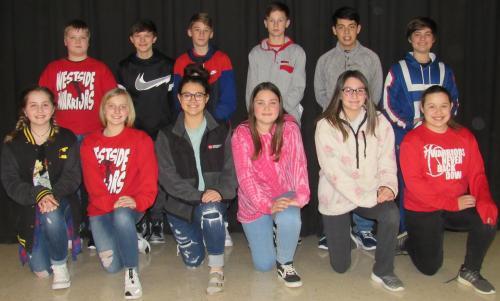 7th Grade Spring Ambassadors
