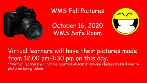 WMS Picture Day