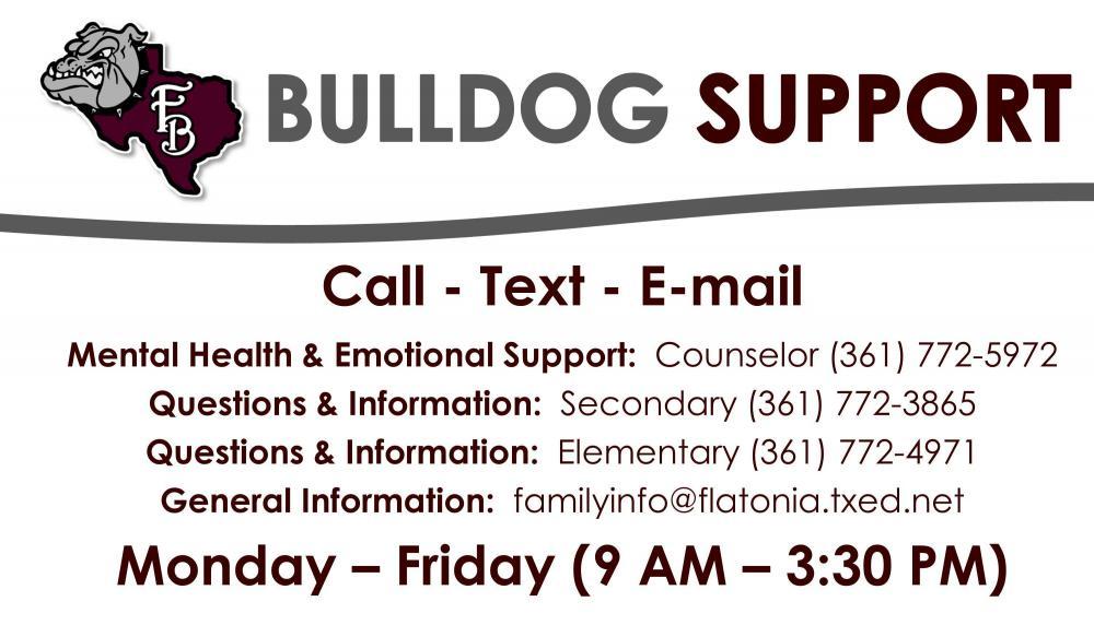 FISD Emergency Info