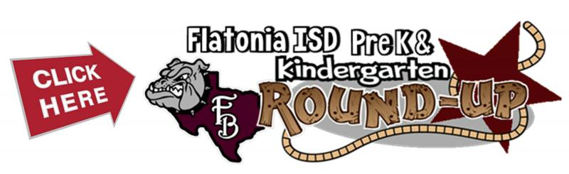 FISD Pre K and Kinder Roundup