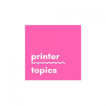 Printer Topics