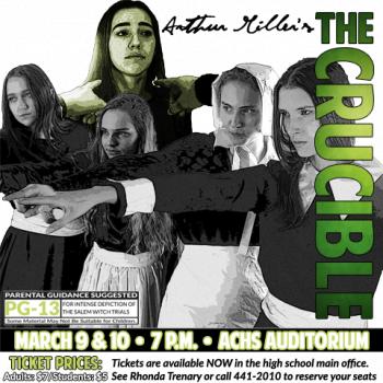 The Crucible Promo