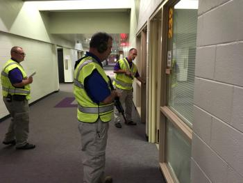 ACPD conducts armed intruder drill at ACHS