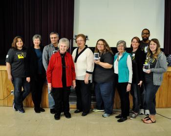 ACE Fund Award Winners