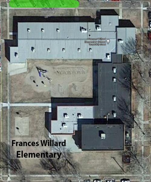 Frances Willard WiFi Map