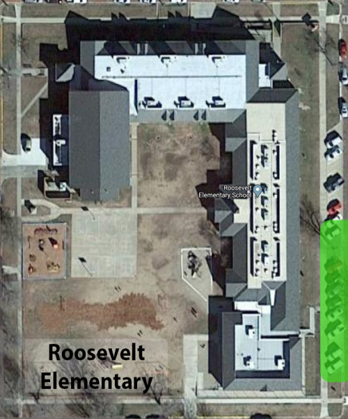Roosevelt WiFi Map
