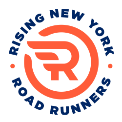 Rising New York Road Runners Logo