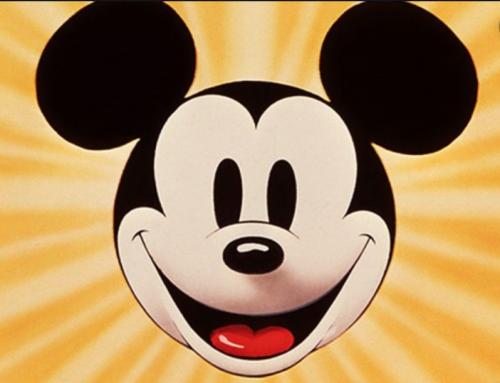 Micky Mouse clip art