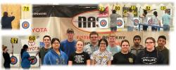 Kelton FFA Competes in the State NASP Tournament