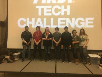 Team Gemini 14806 competed at FTC State Robotics in Lubbock