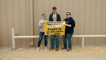 Kelton 2nd Place Team Plant ID
