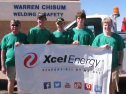 Kelton FFA Attends Xcel Energy Electric Camp