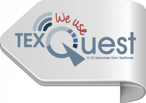 TexQuest Logo Pointing Right