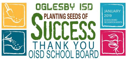School Board Appreciation