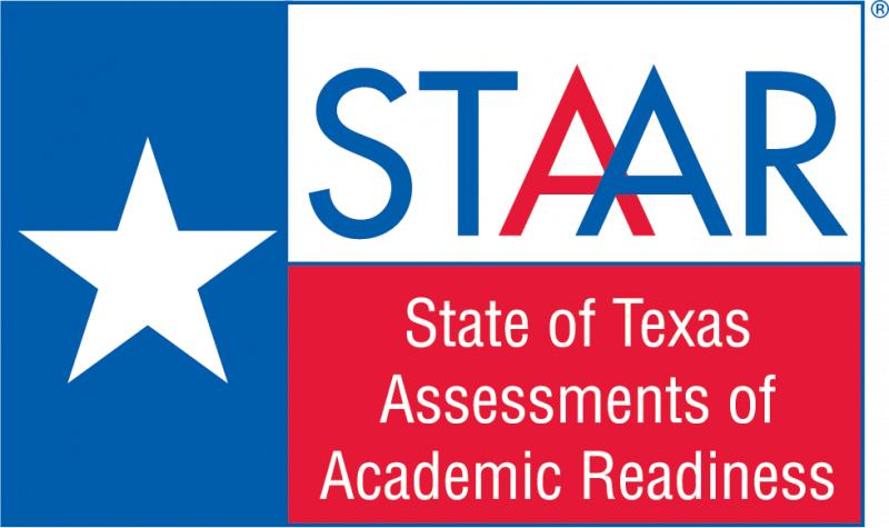 Letter from Principal Elder regarding STAAR English I EOC Test on Tuesday, 4/6