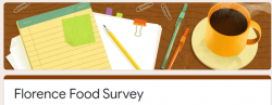Thumbnail Image for Article 2020 Food Survey