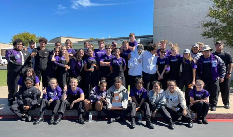 FHS Band earns First Division Rating, advances to UIL Area Marching Contest