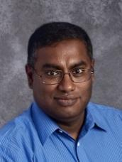 Mr. Palicherla Named October Teacher of the Month