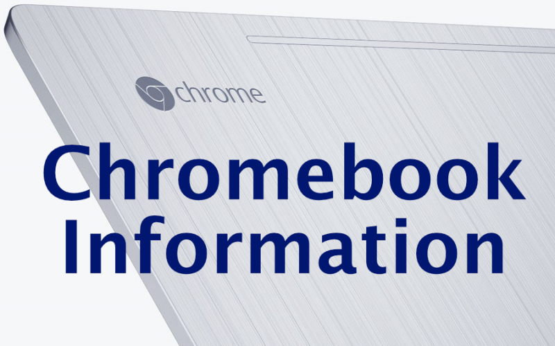 2021-2022 Chromebook Information