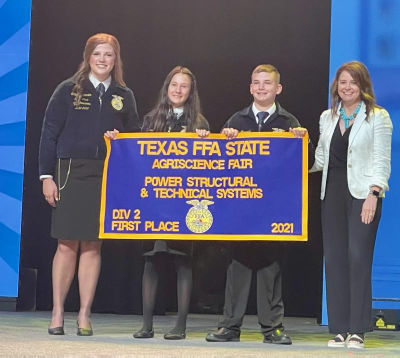 Florence FFA headed to National Convention!