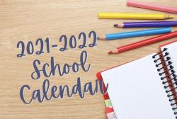 FISD Board Adopts 2021-2022 School Calendar
