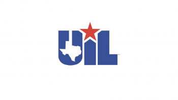 UPDATE: UIL -  All athletic contests and practices have been cancelled for the 2019-20 school year.