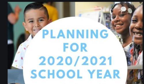 2020-2021 School Year Planning Update